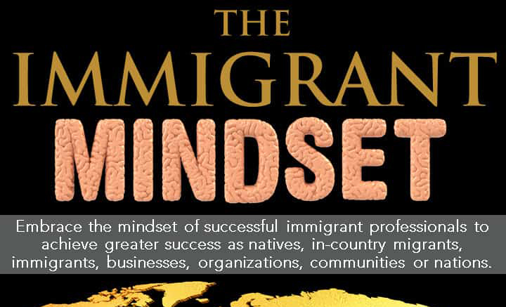 Group Coaching Immigrant Mindset