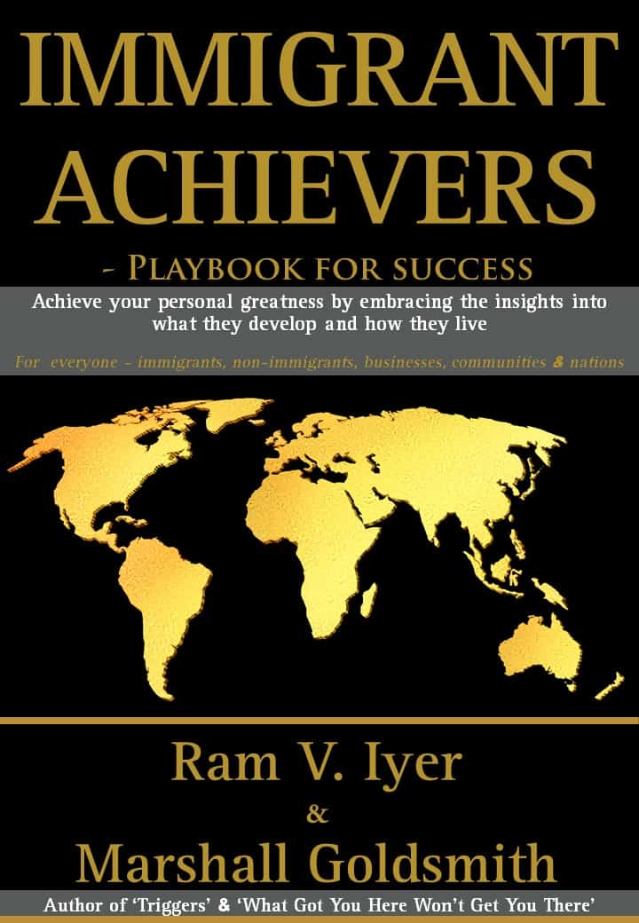 Immigrant Achievers Playbook for Success